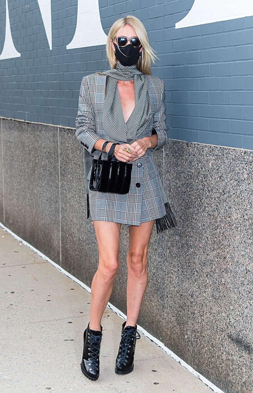 Nicky Hilton At Monse Show New York Fashion Week