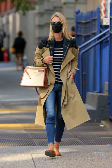 Nicky Hilton Out About New York
