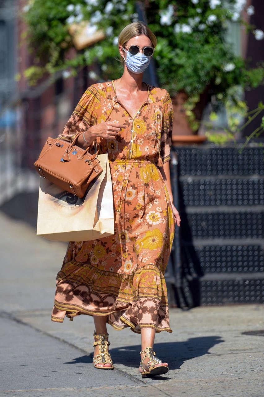 Nicky Hilton Out New York