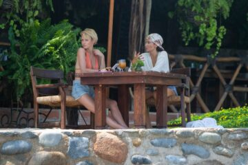 Nicky Whelan Kate Neilson Bikinis Hotelito Mio Puerto Vallarta