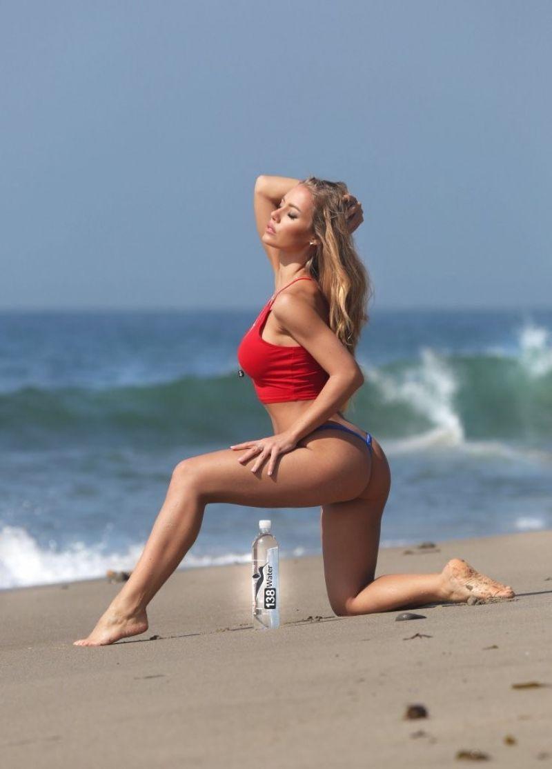 Nicole Ansiton 138 Water Photoshoot Malibu