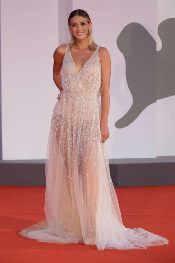 Nicole Cavallo Flming Italy Best Movie Award 77th Venice Film Festival