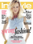 Nicole Kidman Instyle Magazine March 2014 Issue