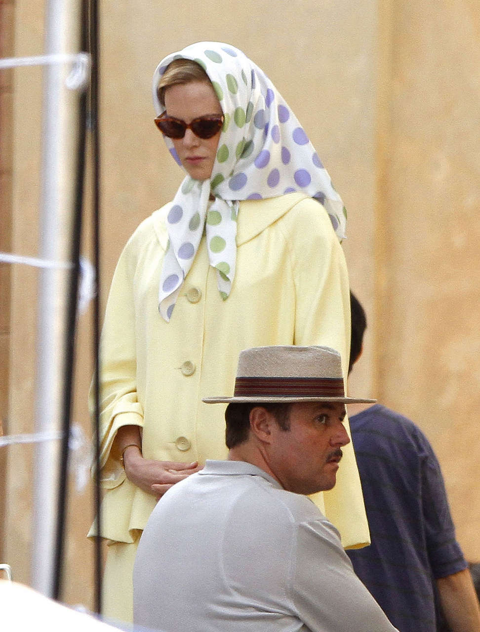 Nicole Kidman Set Grace Monaco
