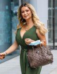 Nicole Mclean Leaves Jeremy Vine 5 Show London