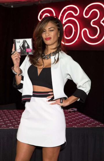 Nicole Scherzinger Big Fat Lie Album Signing London