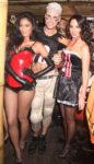 Nicole Scherzinger Mahiki Nightclub London
