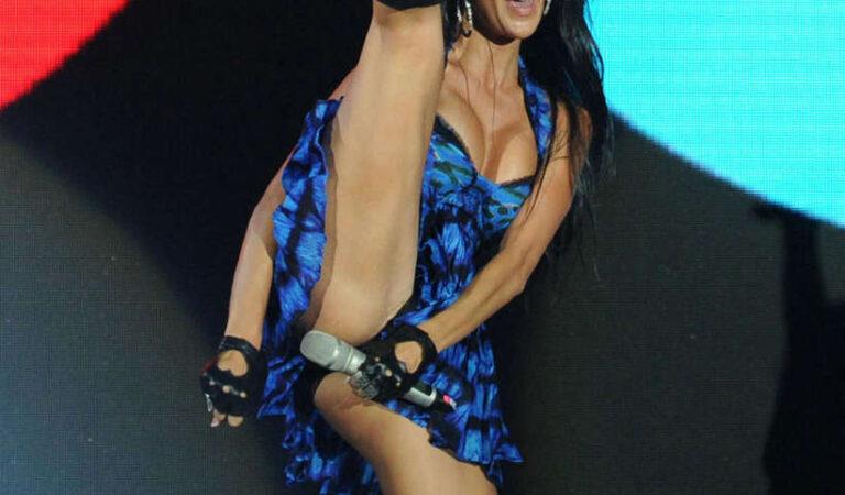 Nicole Scherzinger Performs Gq China Men Year Awards Beijing (14 photos)
