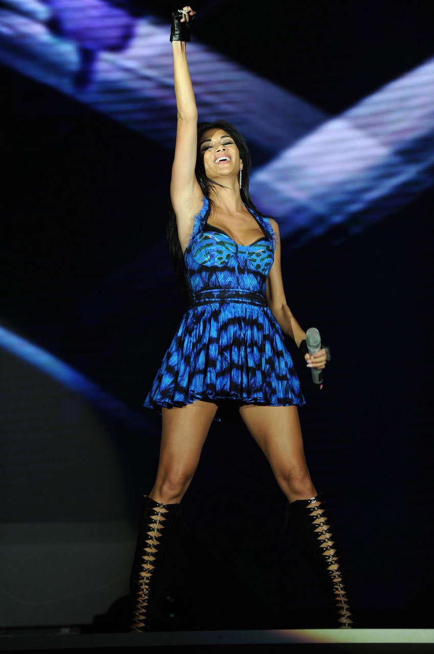 Nicole Scherzinger Performs Gq China Men Year Awards Beijing