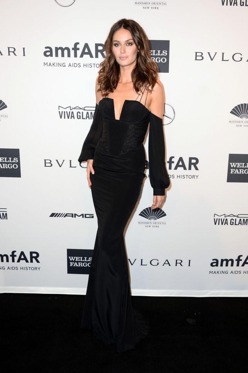 Nicole Trunfio 2014 Amfar Gala New York