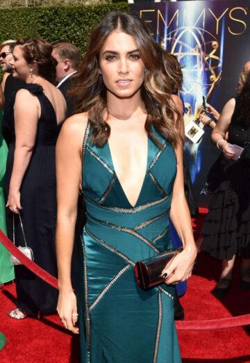 Nikki Reed 2014 Creative Arts Emmy Awards Los Angeles