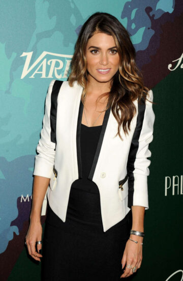 Nikki Reed 2014 Variety Power Women Beverly Hills