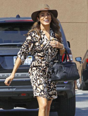 Nikki Reed Heading Starbucks Hollywood