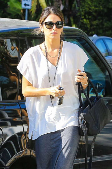 Nikki Reed Out About Beverly Hills