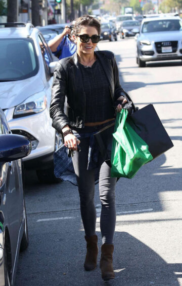 Nikki Reed Out About Studio City