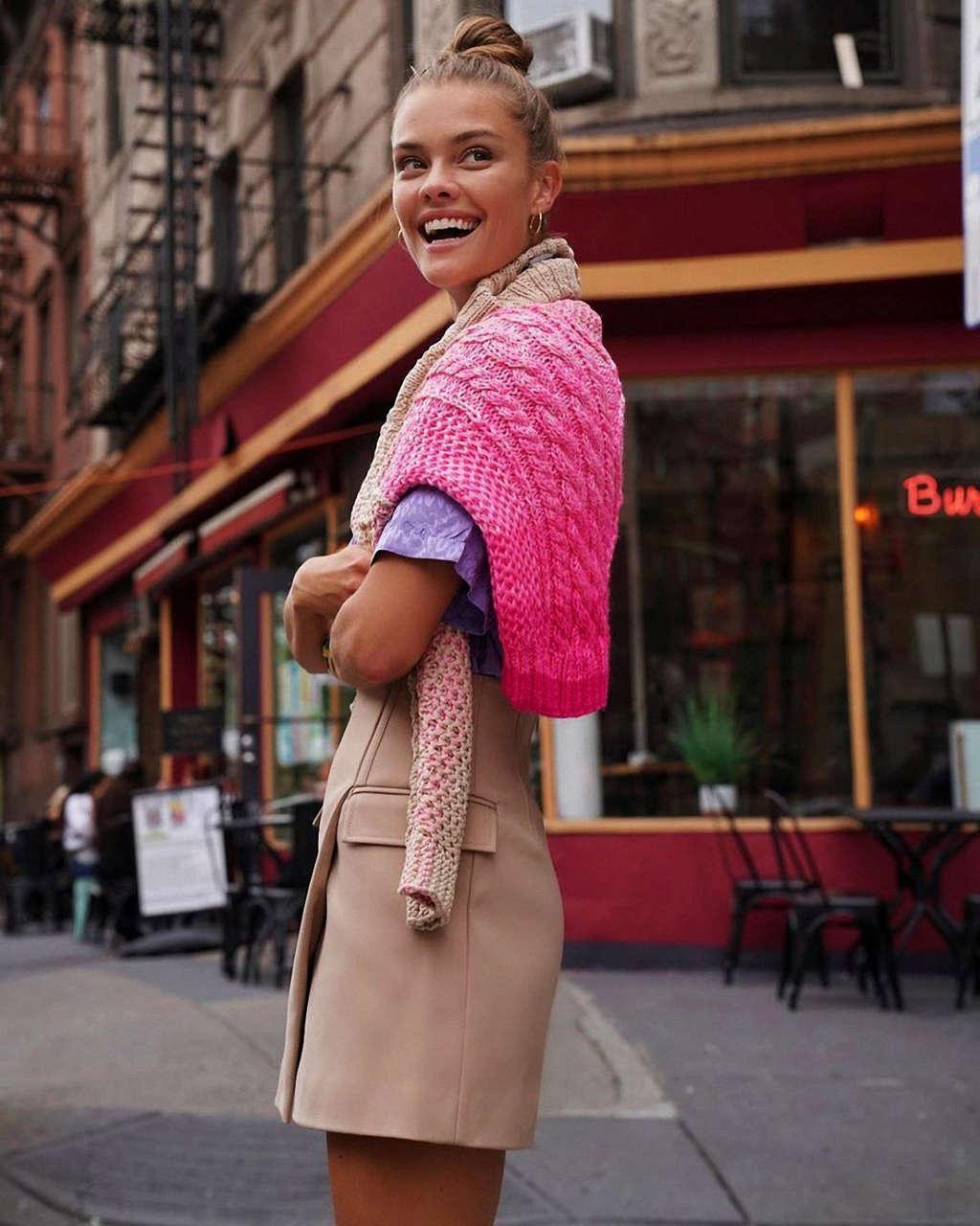 Nina Agdal Photoshoot September