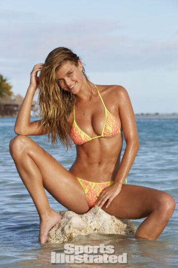 Nina Agdal Sports Illustrated 2014 Swimsuit Issue