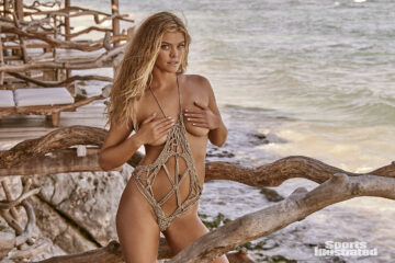 Nina Agdal Sports Illustrated Swimsuit 2017 Adds