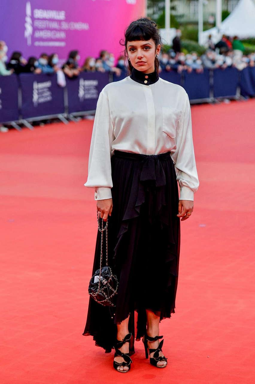 Noee Abita Adn Premiere 46th Deauville American Film Festival