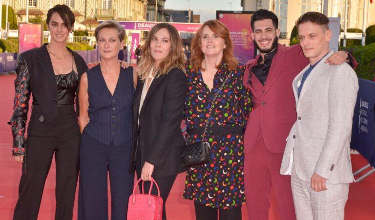 Noemie Merlant Les Deux Alfred Premiere 46th Deauville American Film Festival (7 photos)