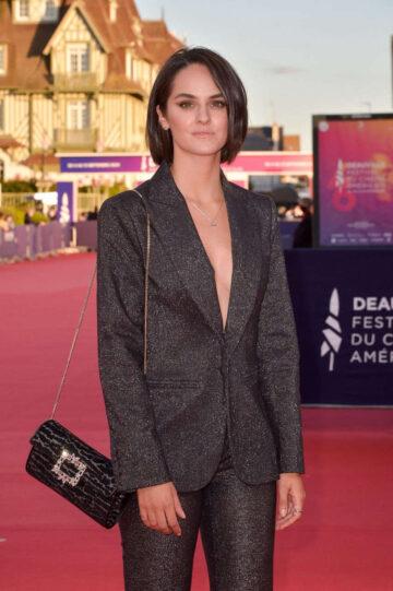 Noemie Merlant Professor Madman Screening 2020 Deauville American Film Festival