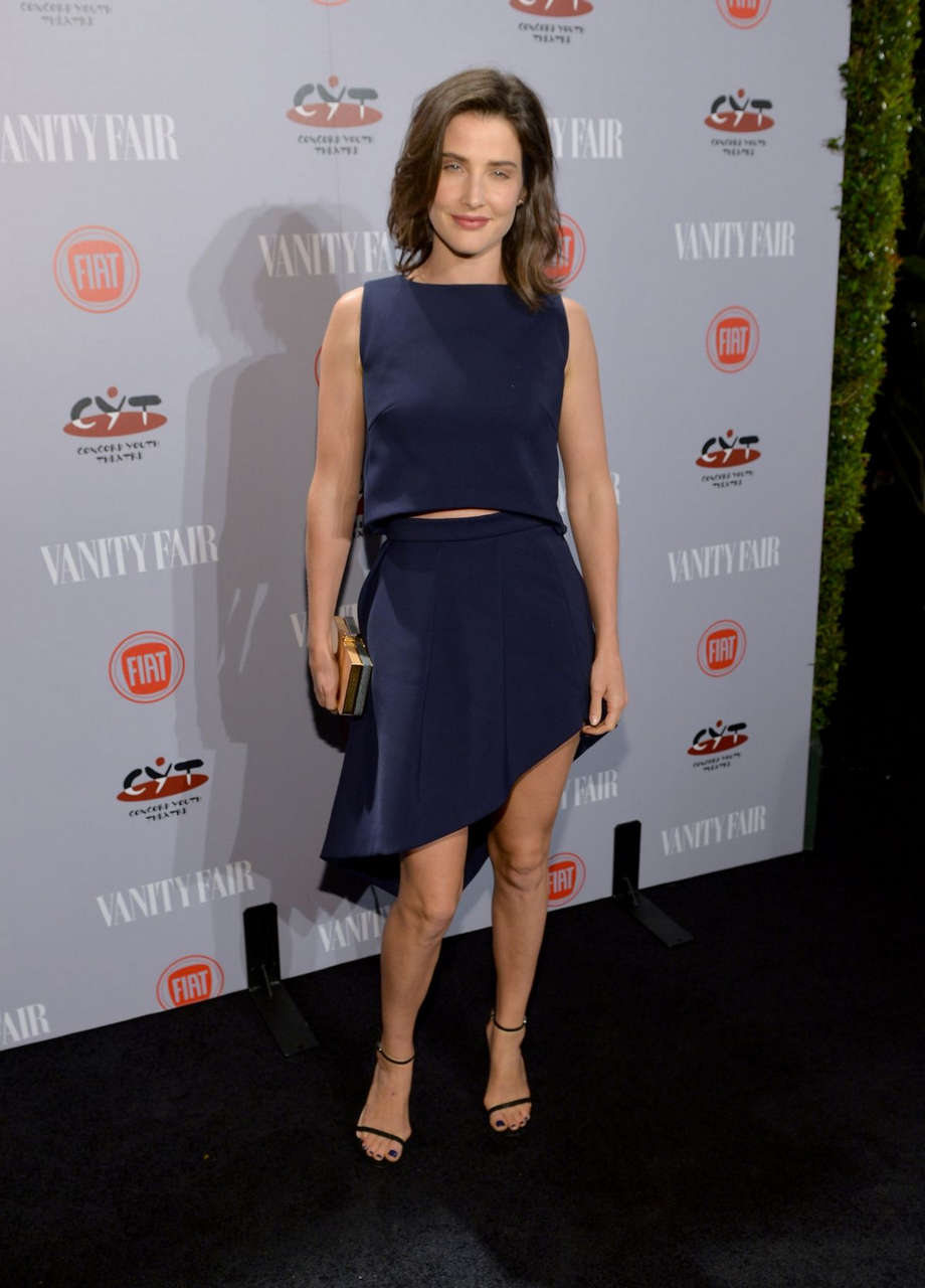 Obie Smulders Vanity Fair Fiat Young Hollywood Party Los Angeles
