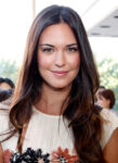 Odette Annable Tory Burch Fashion Show New York