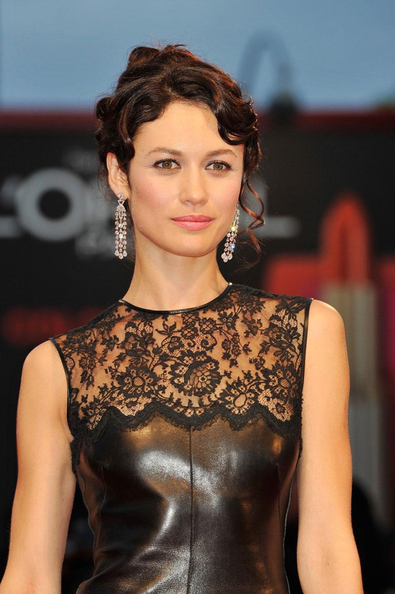 Olga Kurylenko To Wonder Premiere 69th Venice Film Festival