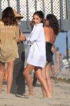 Olivia Culpo Cara Santanas Birthday Party Beach Malibu