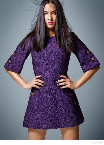 Olivia Munn For Alexa Magazine