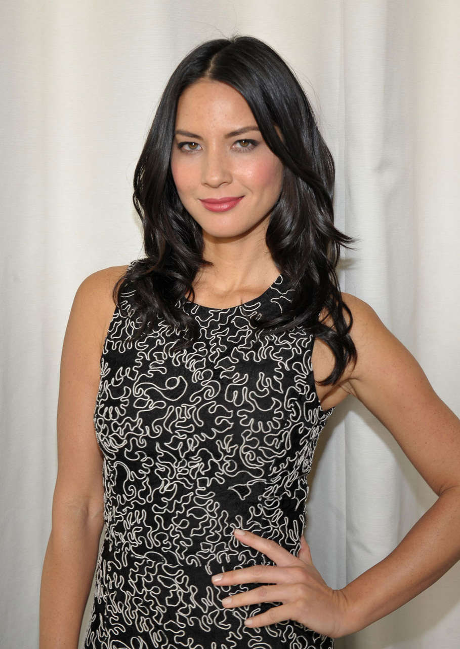 Olivia Munn Hollywood Reporter Power Style Luncheon Beverly Hills