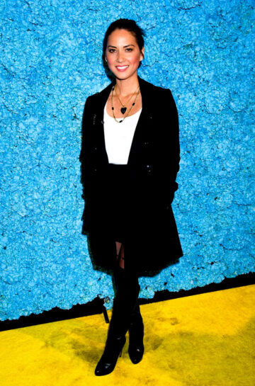 Olivia Munn Just Jareds 30th Birthday Party Los Angeles