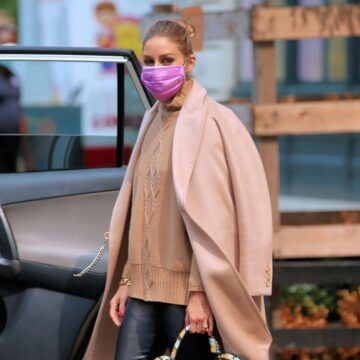 Olivia Palermo Out New York