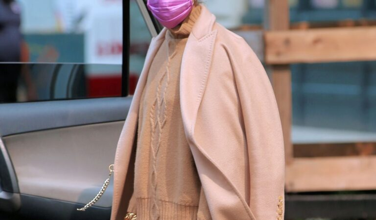 Olivia Palermo Out New York (6 photos2)