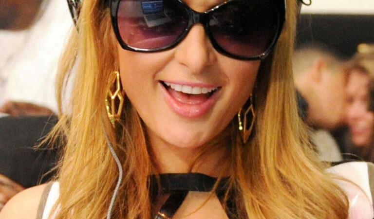 Paris Hilton Liv Fontainebleau Party (23 photos)
