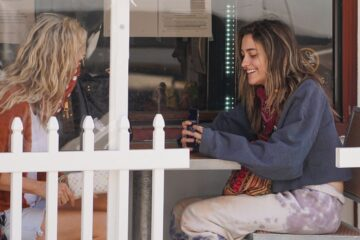 Paris Jackson Out About Beverly Hills