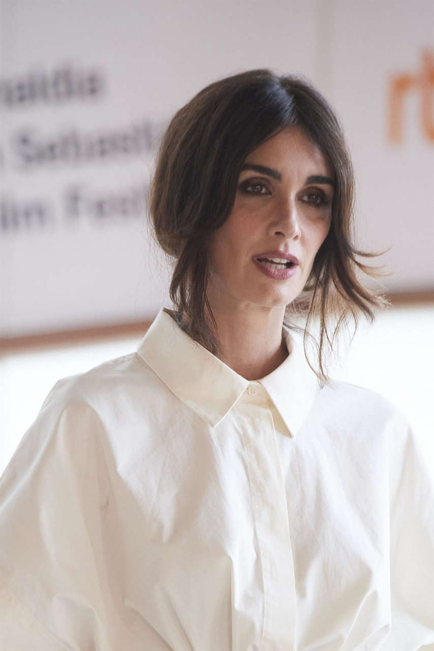 Paz Vega El Lodo Photocall 2020 San Sebastian International Film Festival