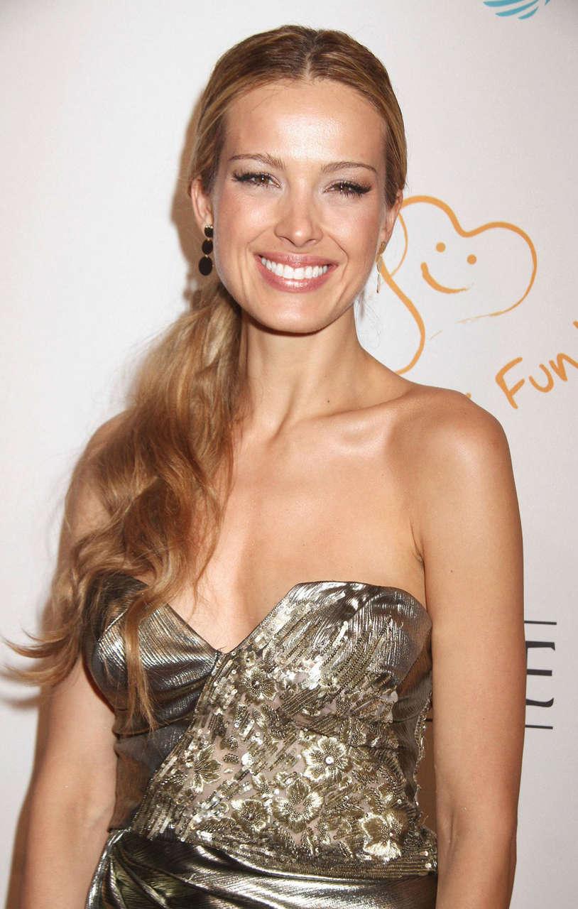 Petra Nemcova 2012 Happy Hearts Fund Land Dreams New York
