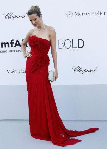Petra Nemcova Amfar Cinema Against Aids Benefit Cannes Film Festival