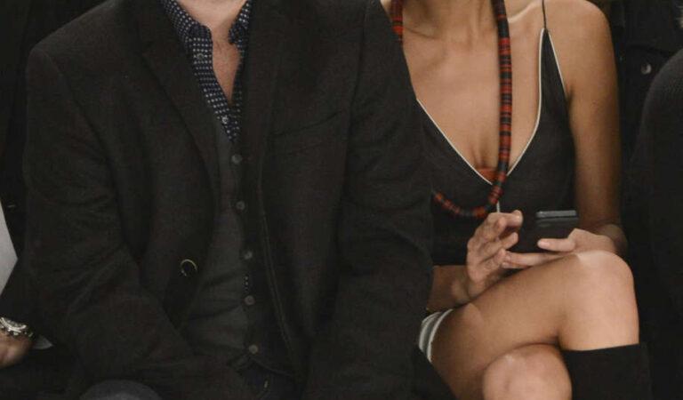 Petra Nemcova Colin Farrell Edun Fashion Show New York (13 photos)