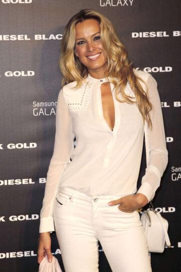 Petra Nemcova Diesel Black Gold Fashion Show New York