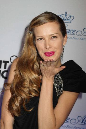 Petra Nemcova Princess Grace Awards Gala New York