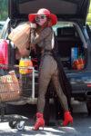 Phoebe Price Ralphs Supermarket Los Angeles
