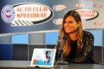Pia Toscano Nascar Sprint Cup Series Auto Club 400 Photocall Fontana