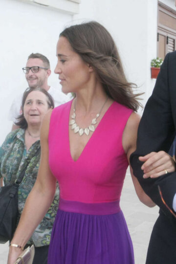 Pippa Middleton An Wedding Italy