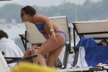 Pippa Middleton Bikini Vacation Italy