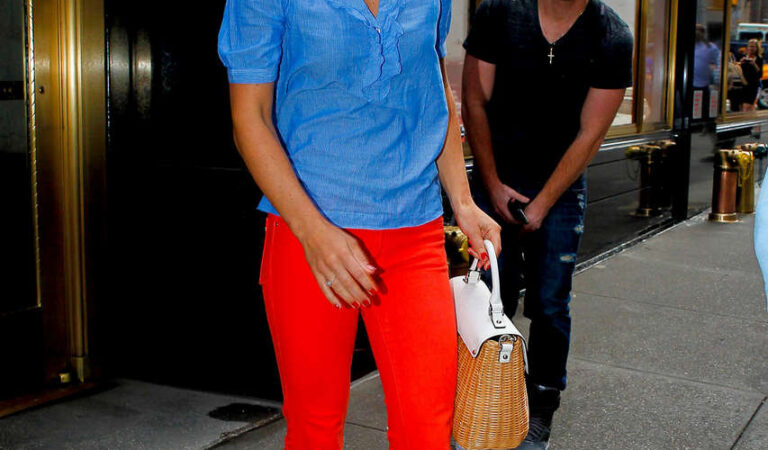 Pippa Middleton Out About New York (9 photos)
