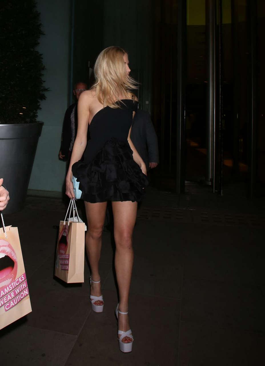 Pixie Lott Rodial Beautiful Awards St Martins Lane Hotel