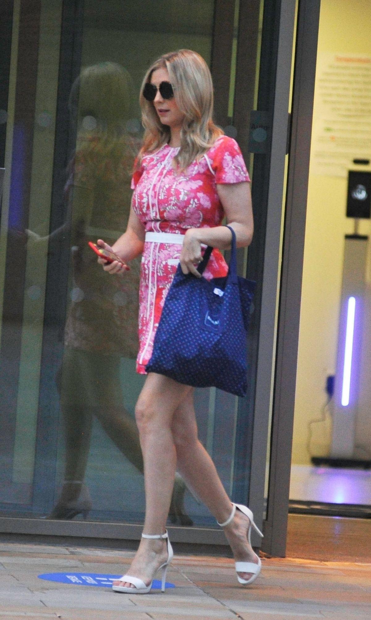 Rachel Riley Leaves Mediacityuk Manchester