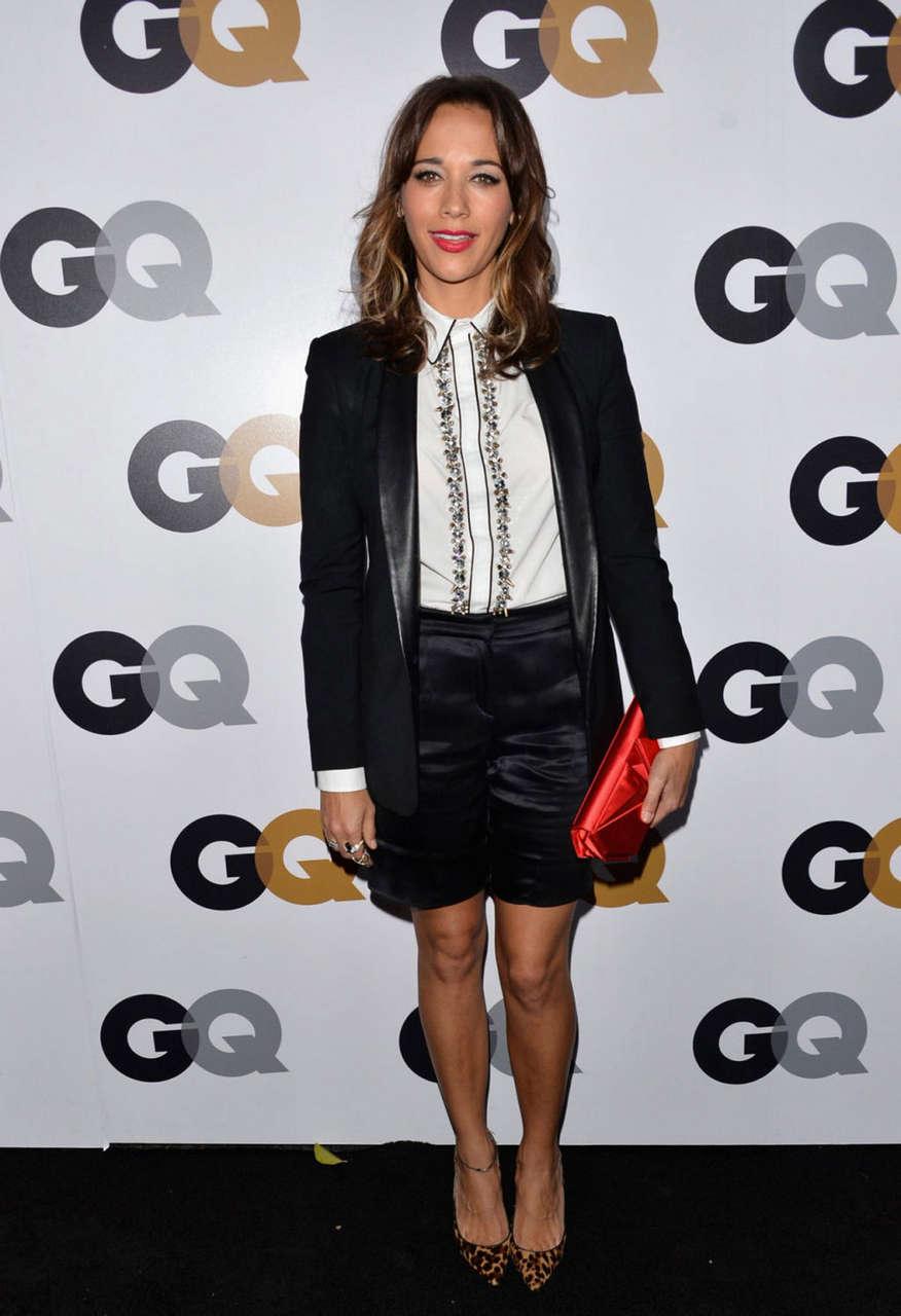 Rashida Jones Gq Men Year Party Los Angeles